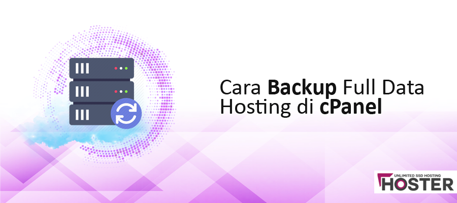 Cara Backup Full Data Hosting Di cPanel